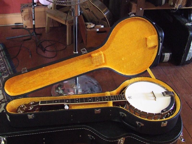 1972 Vega (Vip 5) Banjo - The Guitar Repairers