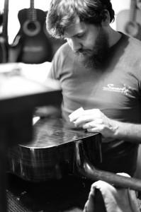 Luke Kallquist - Guitar Maintenance Brisbane