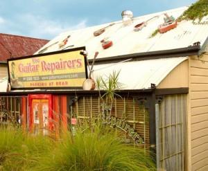 Guitar Repairers Brisbane